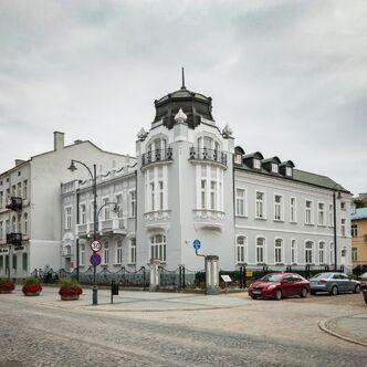 Białystok, Pałac Nowika