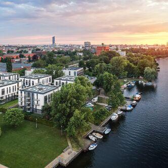 Wrocław, Miasto Marina